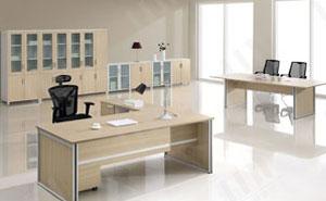 西安立居办公家具厂家为陕西超越工程造价事务所提供家具