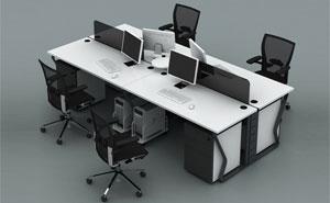 西安立居办公,教你如何整理好办公桌的形象