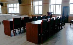 立居办公家具为眉县幼儿园打造现代办公环境