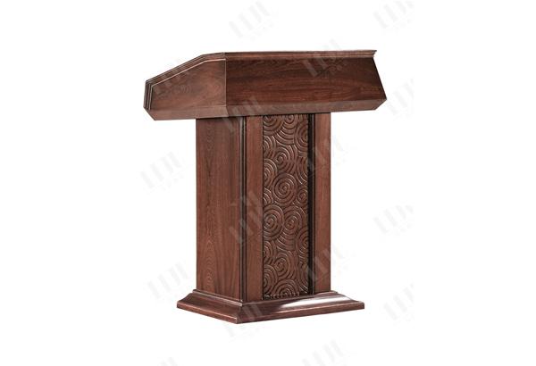 演讲台|实木会议桌|立居办公家具