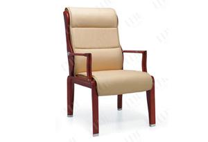 实木会议椅LJ-606