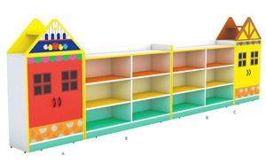 幼儿园玩具柜J01401