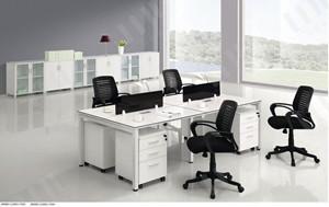 西安办公家具-职员办公区2