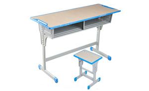 西安教学家具-课桌椅3