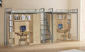 西安教学家具-学生公寓2