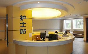 西安医疗家具-护士站1