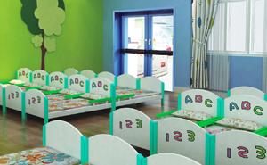 幼儿园家具2-西安教学家具