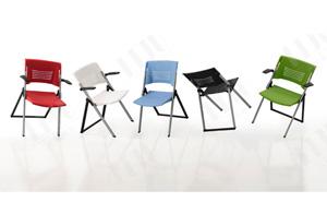 场馆家具-培训椅2