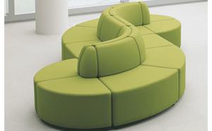 休闲家具-沙发卡座1