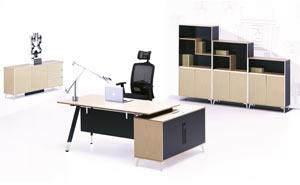西安办公家具-AHZ181主管桌