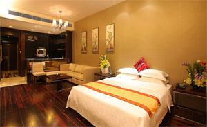 西安酒店家具——公寓式酒店1