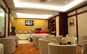 西安酒店家具——餐厅3