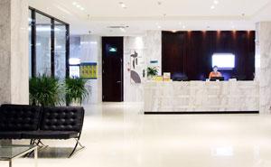 西安酒店家具——大堂3