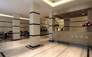 西安酒店家具——大堂2