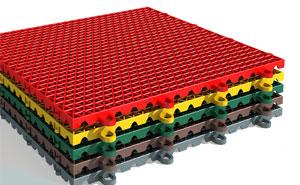 西安幼儿园家具-悬浮地垫