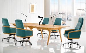实木家具-红橡木会议桌系列