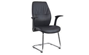 HLC-0236-3西安弓形椅西皮