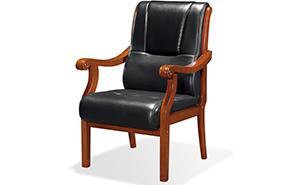 Y-055实木会议椅