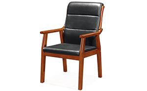 Y-172实木会议椅