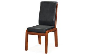 Y-185实木会议椅